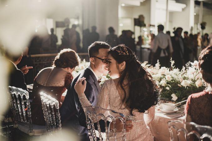 The Wedding Teo & Inggrid by Gedong Putih - 005
