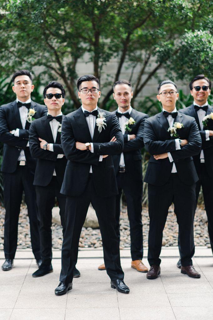 Mi Lan - Hung Tran Wedding by KT MARRY - 025