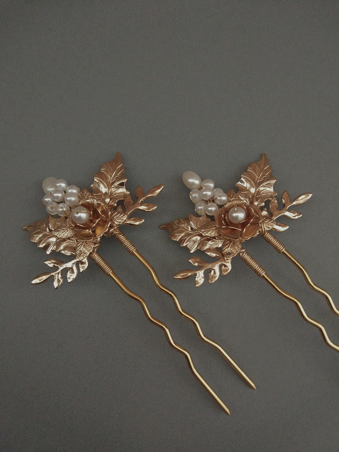 HAIR PIN by RYNT handmade - 001