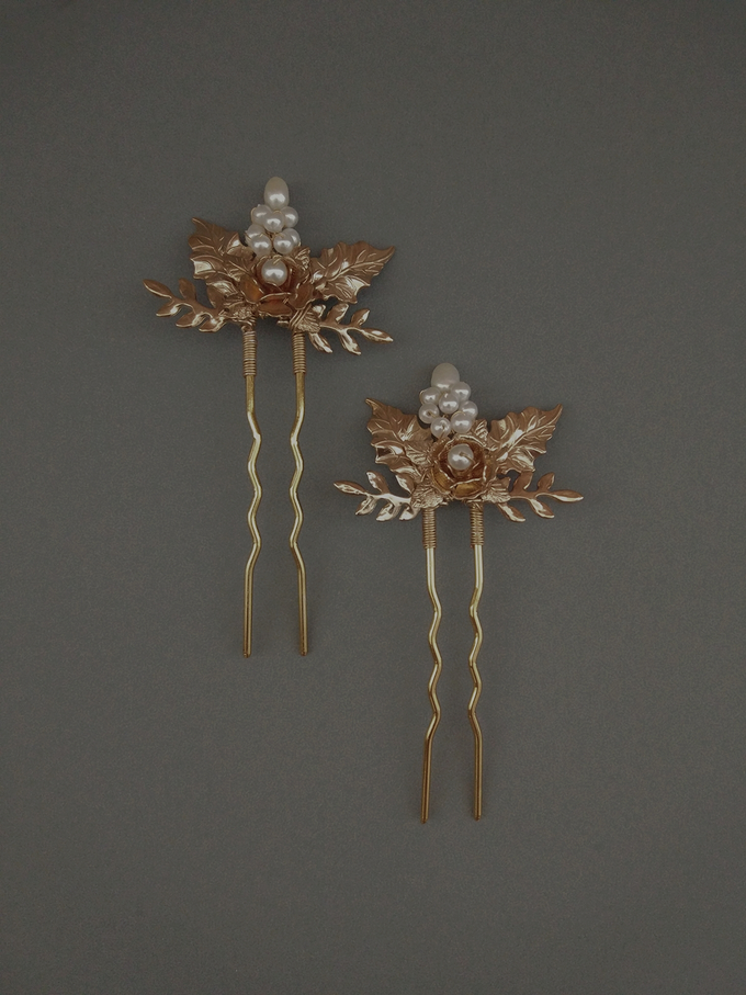HAIR PIN by RYNT handmade - 002