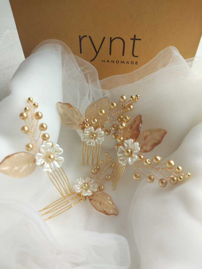 HAIR PIN by RYNT handmade - 003