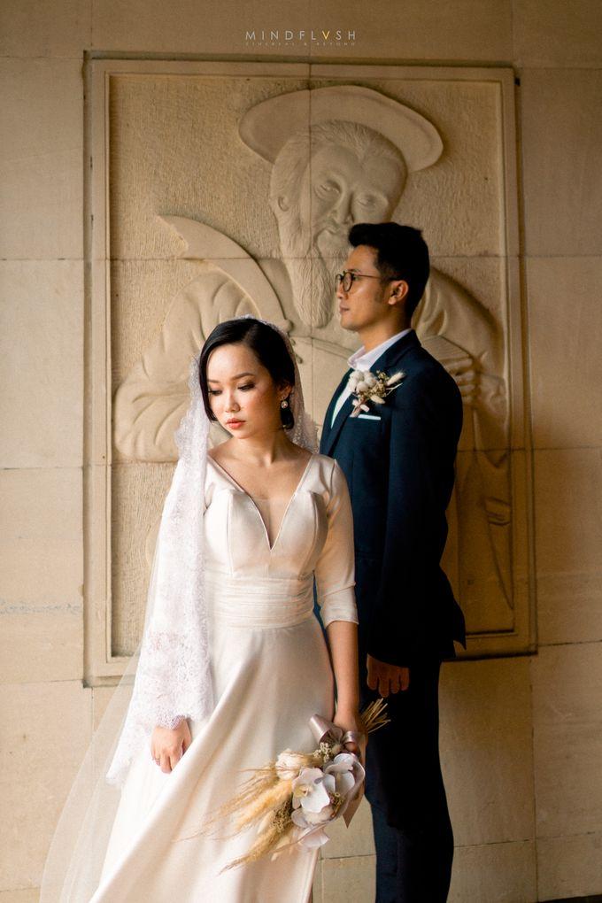 Randy & Nanin Intimate Wedding by Mindflush - 006