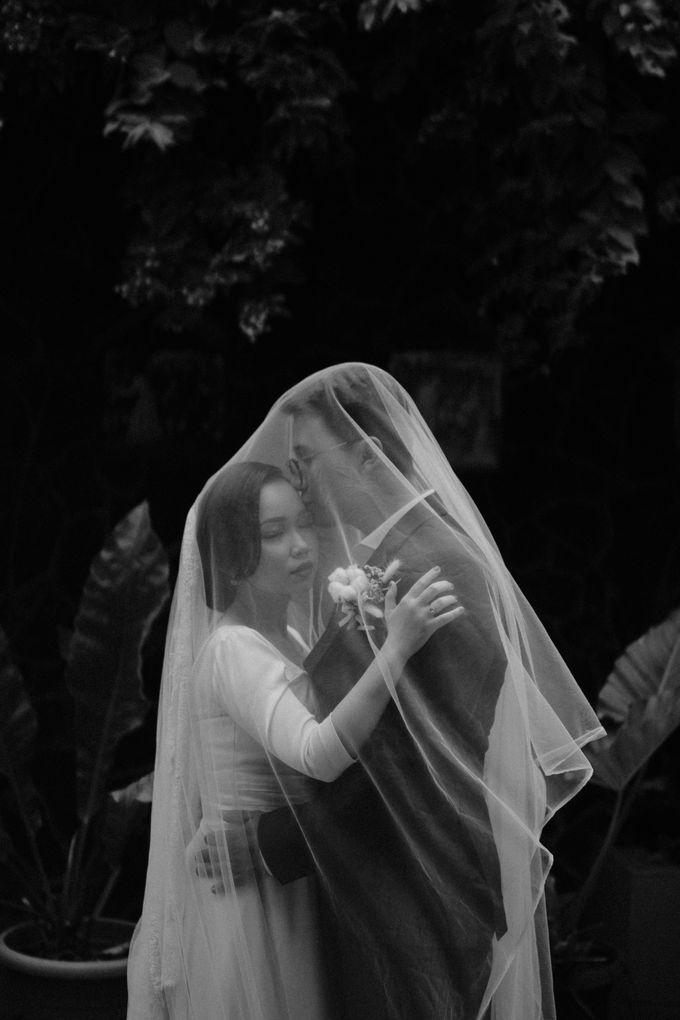 Randy & Nanin Intimate Wedding by Mindflush - 004