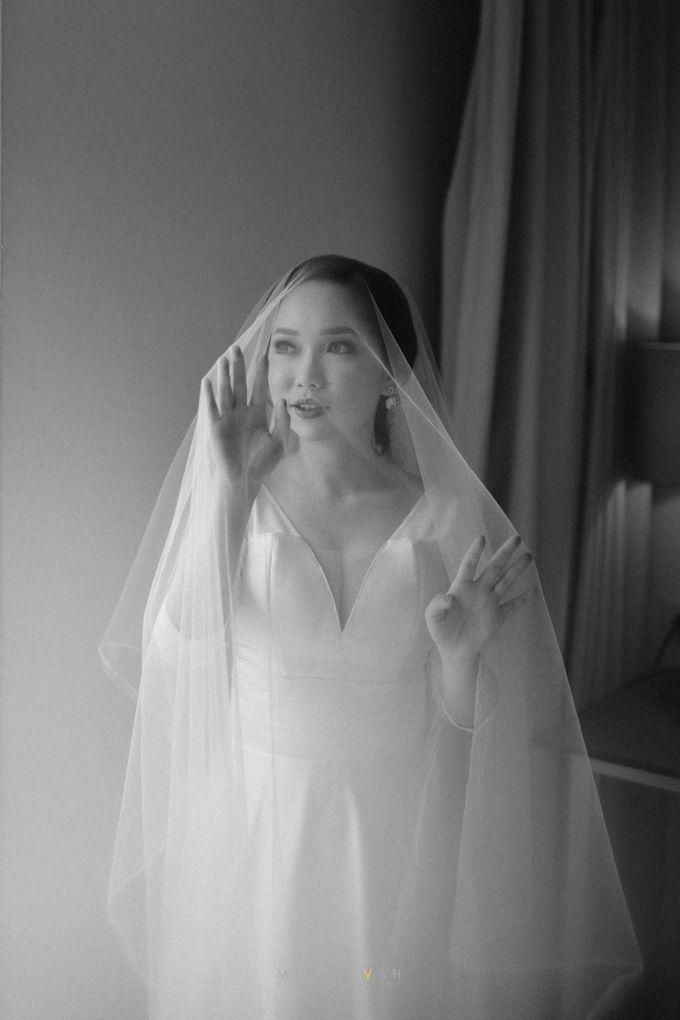 Randy & Nanin Intimate Wedding by Mindflush - 007