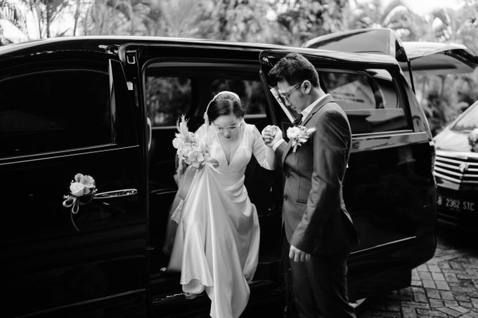 Randy & Nanin Intimate Wedding by Mindflush - 002