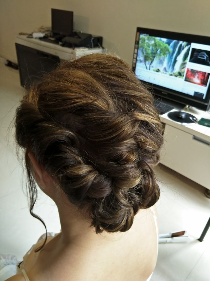 HAIR STYLING by CLICK MAKEUP - 002
