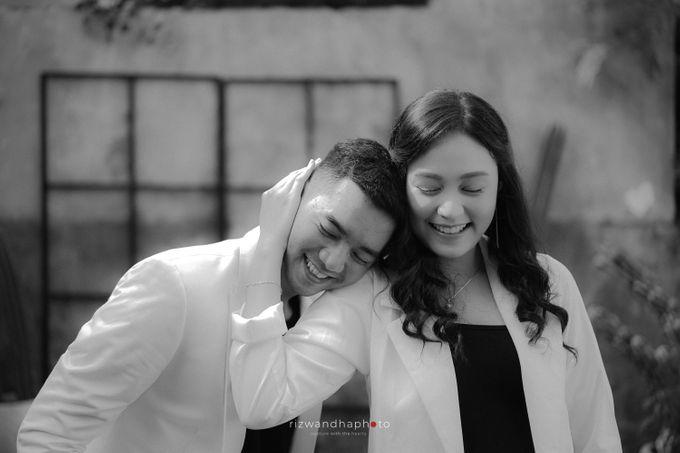 Pre Wedding Of Dita & Louise by Rizwandha Photo - 014