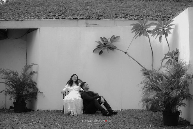 Pre Wedding Of Dita & Louise by Rizwandha Photo - 047