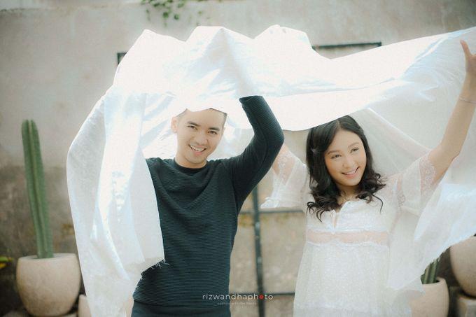 Pre Wedding Of Dita & Louise by Rizwandha Photo - 032