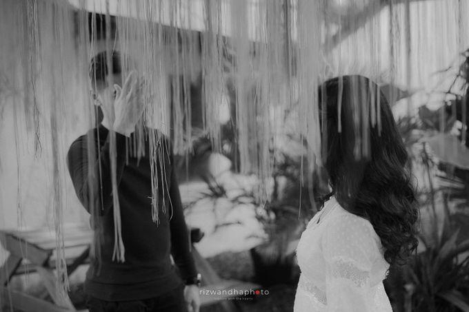 Pre Wedding Of Dita & Louise by Rizwandha Photo - 036
