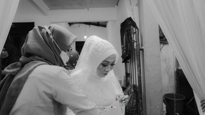 The Wedding Of Isya & Aan by Rizwandha Photo - 033