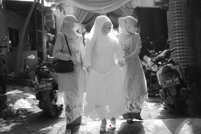 The Wedding Of Isya & Aan by Rizwandha Photo - 034