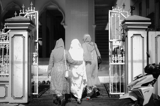 The Wedding Of Isya & Aan by Rizwandha Photo - 035