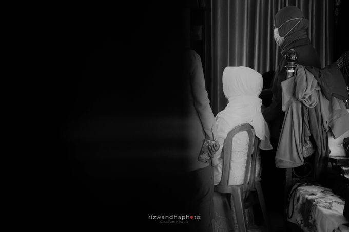 The Wedding Of Isya & Aan by Rizwandha Photo - 023