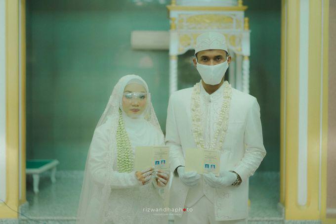 The Wedding Of Isya & Aan by Rizwandha Photo - 013
