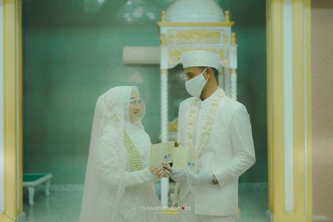 The Wedding Of Isya & Aan by Rizwandha Photo - 030