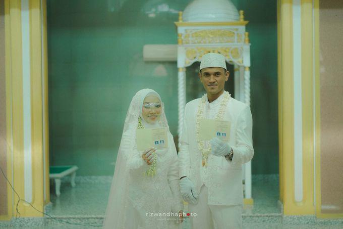 The Wedding Of Isya & Aan by Rizwandha Photo - 026
