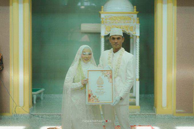 The Wedding Of Isya & Aan by Rizwandha Photo - 022