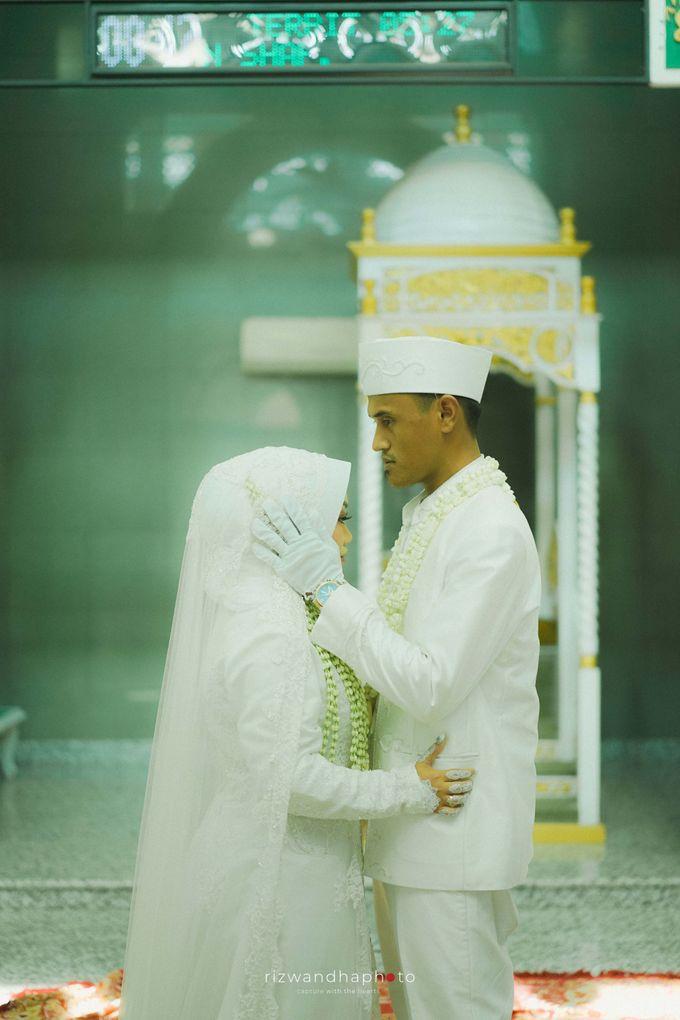 The Wedding Of Isya & Aan by Rizwandha Photo - 027