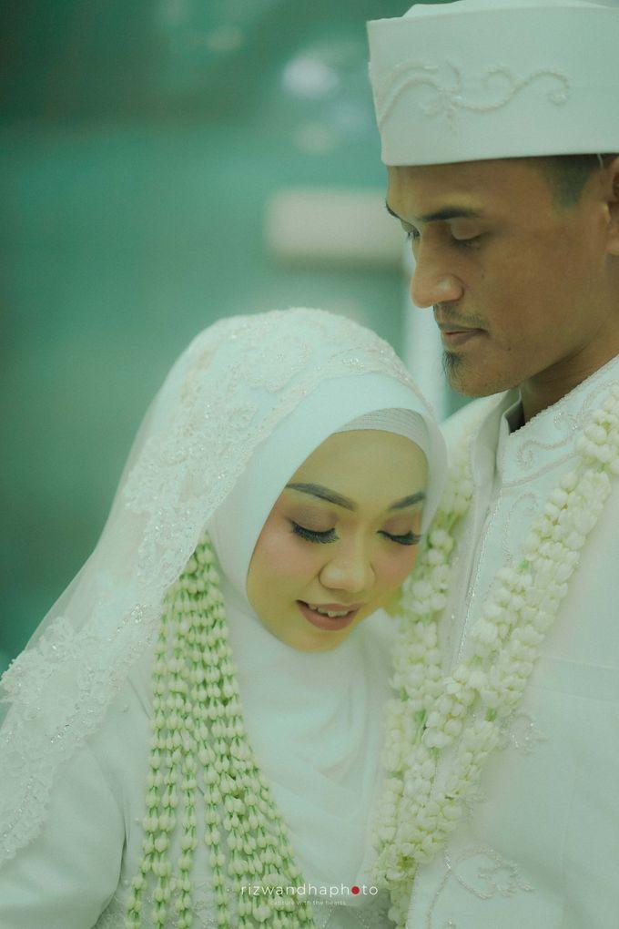 The Wedding Of Isya & Aan by Rizwandha Photo - 031