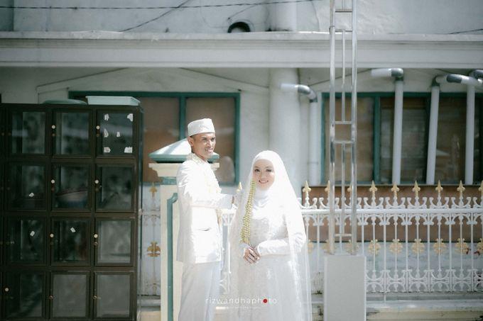 The Wedding Of Isya & Aan by Rizwandha Photo - 017