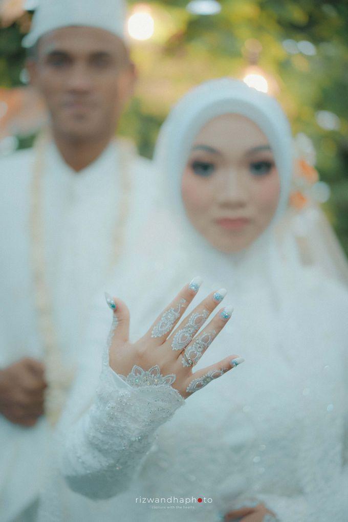 The Wedding Of Isya & Aan by Rizwandha Photo - 016