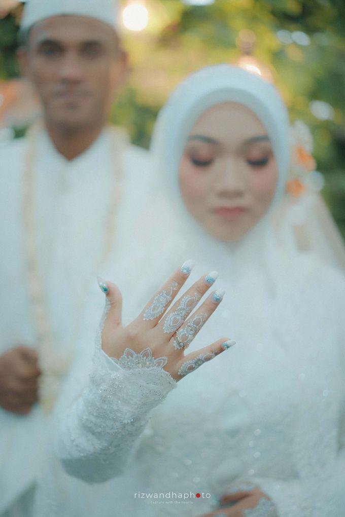 The Wedding Of Isya & Aan by Rizwandha Photo - 010