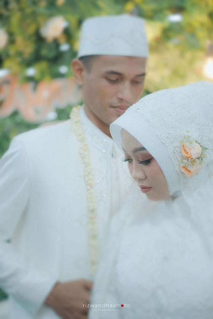 The Wedding Of Isya & Aan by Rizwandha Photo - 002