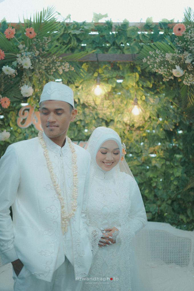 The Wedding Of Isya & Aan by Rizwandha Photo - 018