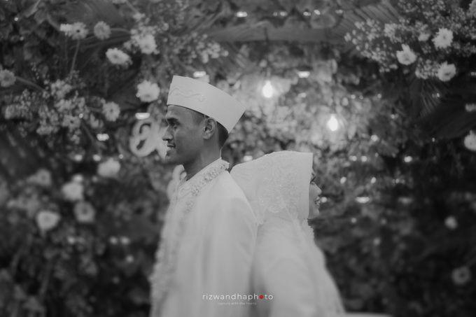 The Wedding Of Isya & Aan by Rizwandha Photo - 020