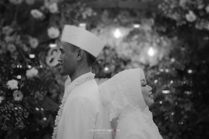 The Wedding Of Isya & Aan by Rizwandha Photo - 015