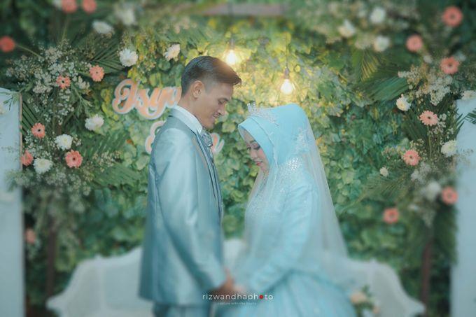 The Wedding Of Isya & Aan by Rizwandha Photo - 003