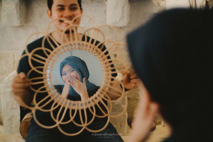 Pre Wedding Of Vika & Febri by Rizwandha Photo - 038