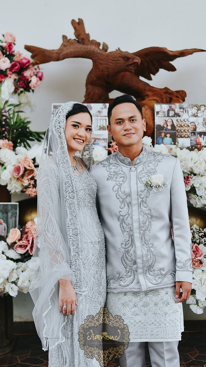 The Wedding of Vito & Taris by Diamond Weddings - 017