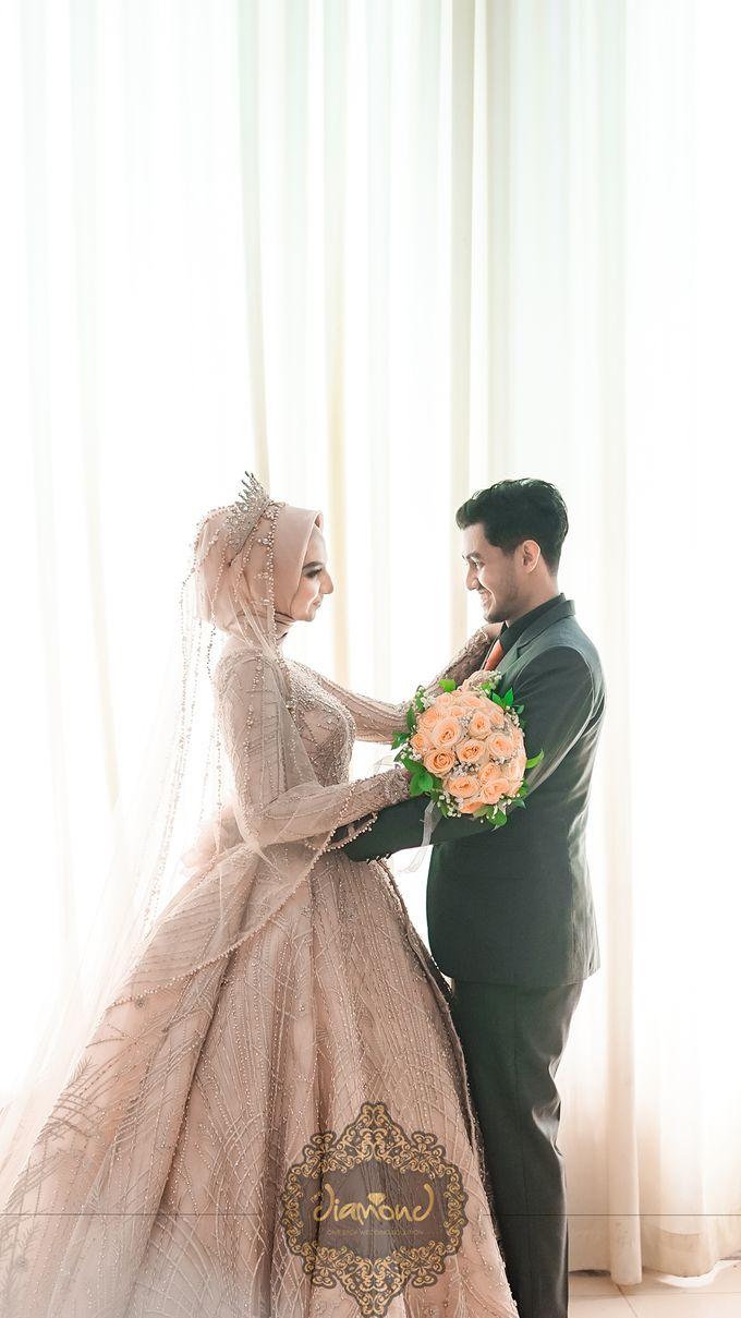 The Wedding of Salsabilla & Hisyam by Diamond Weddings - 001