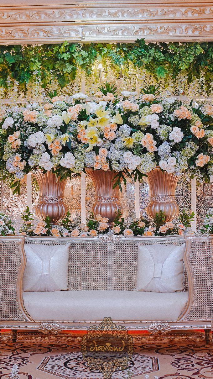 The Wedding of Isa & Bayu by Diamond Weddings - 007