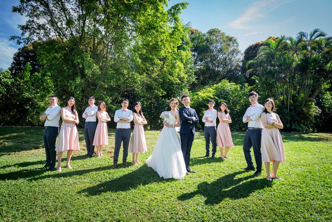 Parkroyal on Pickering Hotel Wedding by GrizzyPix Photography - 003