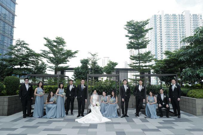 Andrew & Stefanie's Wedding by Yefta Gunawan - 008