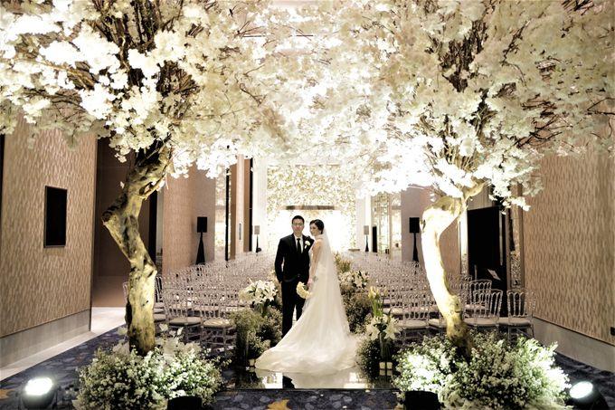 Andrew & Stefanie's Wedding by Yefta Gunawan - 009