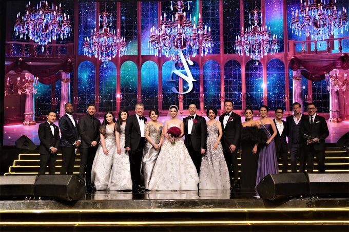 Andrew & Stefanie's Wedding by Lasika Production - 002