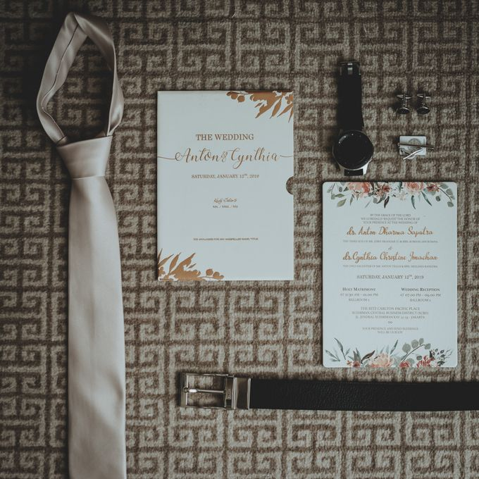 Anton & Cynthia Wedding Day by Chroma Pictures - 016