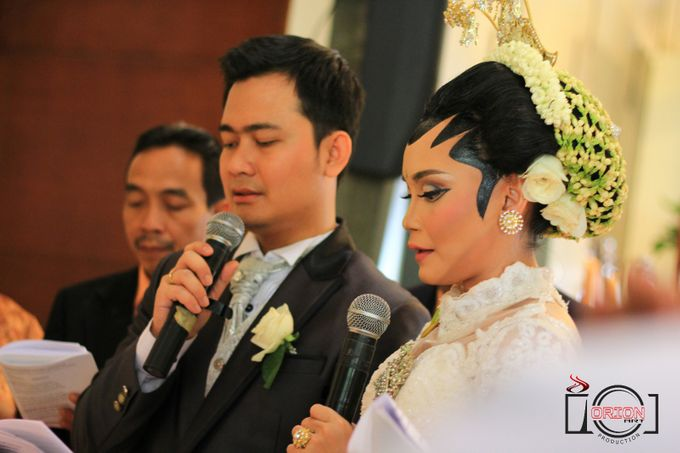 Monic + Dicky Wedding (Holy Matrimony) by Orion Art Production - 010