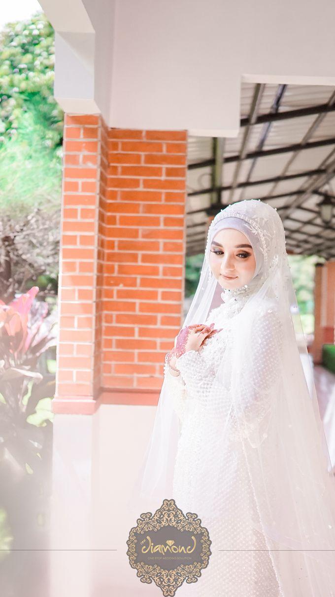 The Wedding of Salsabilla & Hisyam by Diamond Weddings - 002