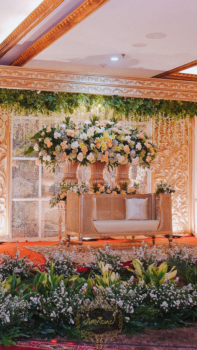 The Wedding of Isa & Bayu by Diamond Weddings - 008