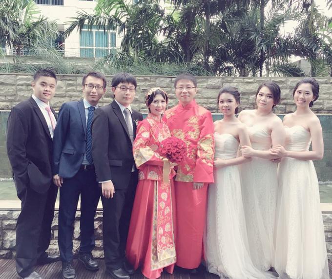 Wedding Zhang Bei & Olivia by Fenny Yang Wedding Planner - 014