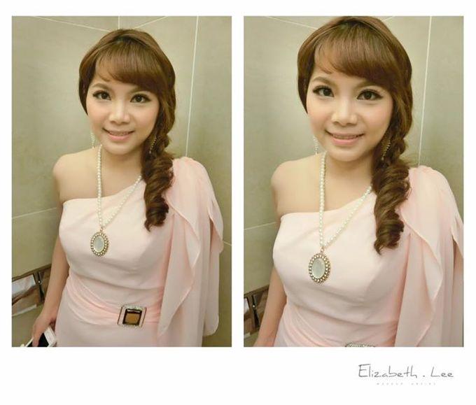 Wedding Day Bride Makeup Service by Elizabeth Lee Makeup Artist - 009