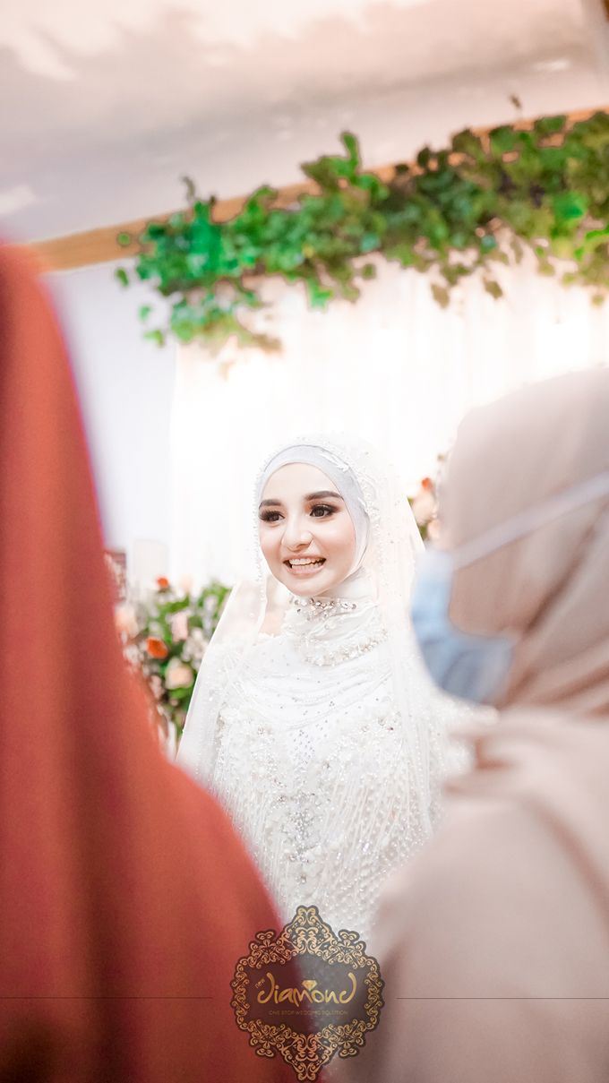 The Wedding of Salsabilla & Hisyam by Diamond Weddings - 003