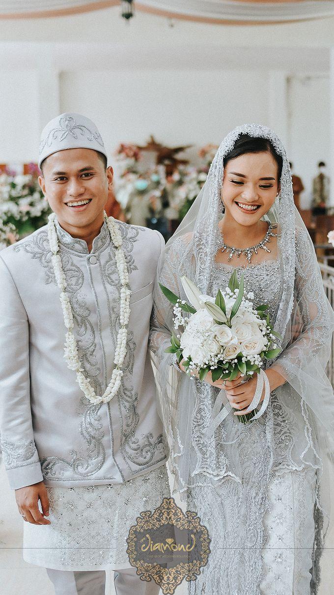 The Wedding of Vito & Taris by Diamond Weddings - 001