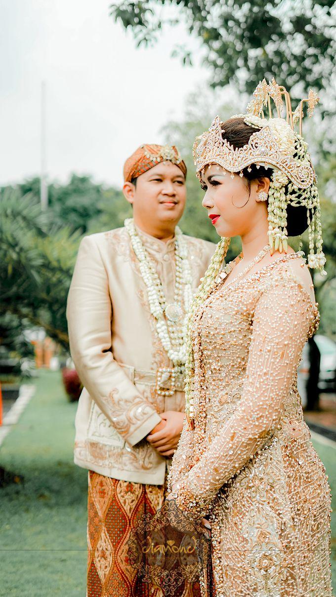 The Wedding of Reza & Milani by Diamond Weddings - 010