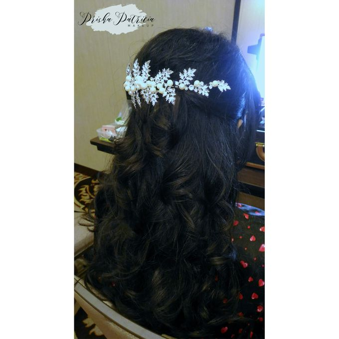 BRIDESMAID HAIRDO - THERESIA by Priska Patricia Makeup - 002